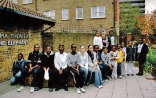 Jonas Foundation London